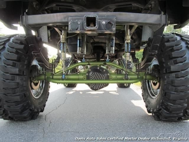 2001 Ford F-150 Lincoln XLT Supercharged Monster Truck