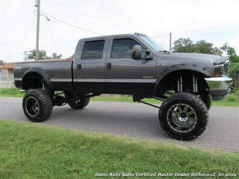 2004 Ford F-350 Lifted Pickup Truck for sale