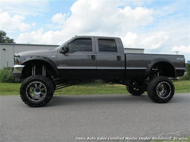 2004 Ford F-350 Lifted Pickup Truck