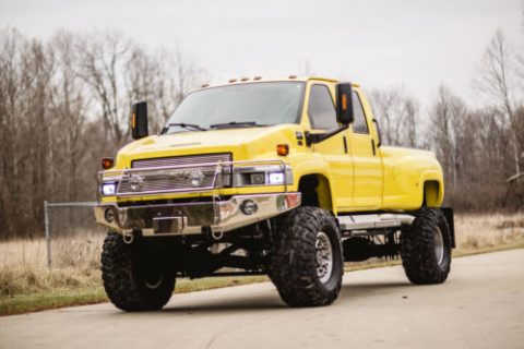 2006 Chevrolet C4500 4X4 Monster Monroe Conversion Truck for sale
