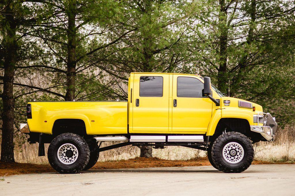 2006 Chevrolet C4500 4X4 Monster Monroe Conversion Truck