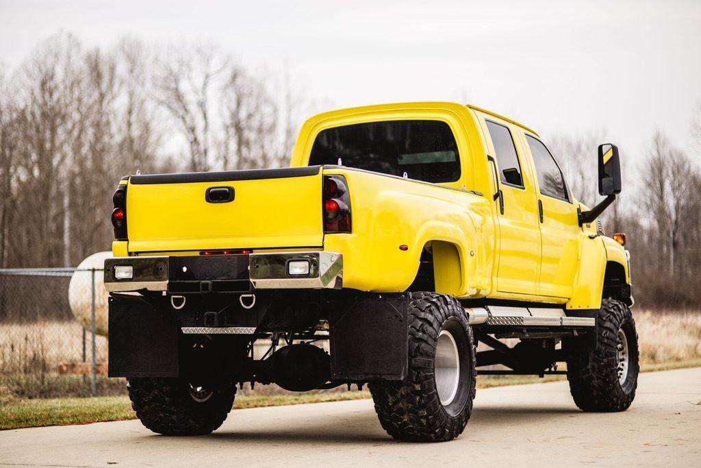 C4500 For Sale >> 2006 Chevrolet C4500 4X4 Monster Monroe Conversion Truck for sale