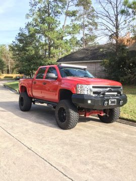 2010 Chevrolet Silverado 1500 LT Z71 Lifted Truck for sale