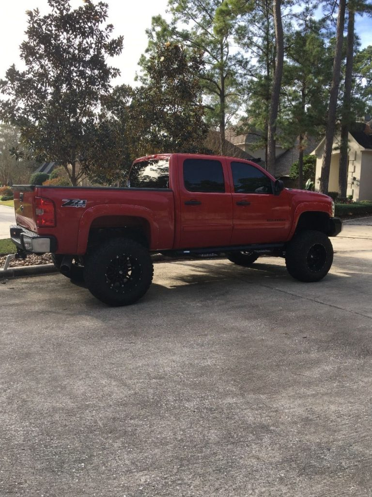 Lifted z71 2010