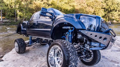 2014 Ford F-250 Lifted Monster for sale
