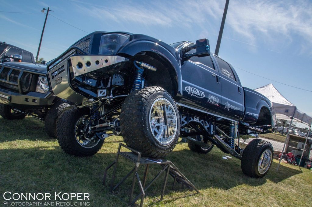 2014 Ford F-250 Lifted Monster