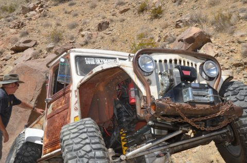 1949 Willys Pickup Rock Crawler for sale