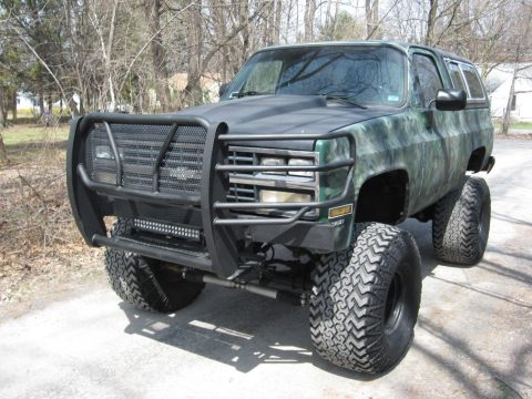 1990 Chevrolet Blazer 4×4 Monster Truck for sale