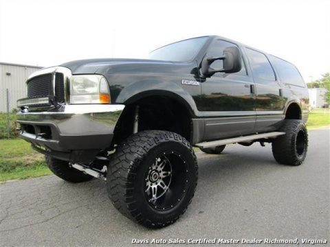 2003 Ford Excursion XLT Lifted 4X4 Fully Loaded for sale