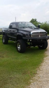 2006 Dodge Ram 2500 Big horn 8″ lift monster for sale