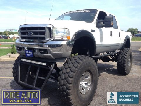 Huge 2003 Ford F-250 Lariat Monster Truck for sale