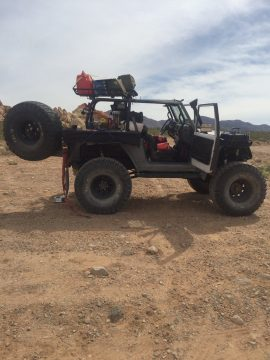 Lifted 1987 Suzuki Samurai for sale