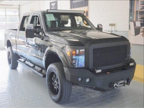 Monster 2014 Ford F-350 Lariat Super Duty for sale