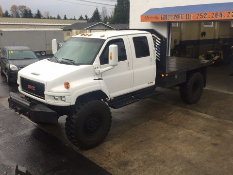 2005 GMC Kodiak C4500 Custom 4×4 for sale