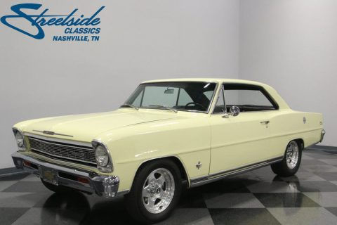 1966 Chevrolet Nova SS – ORIGINAL COLORS! for sale