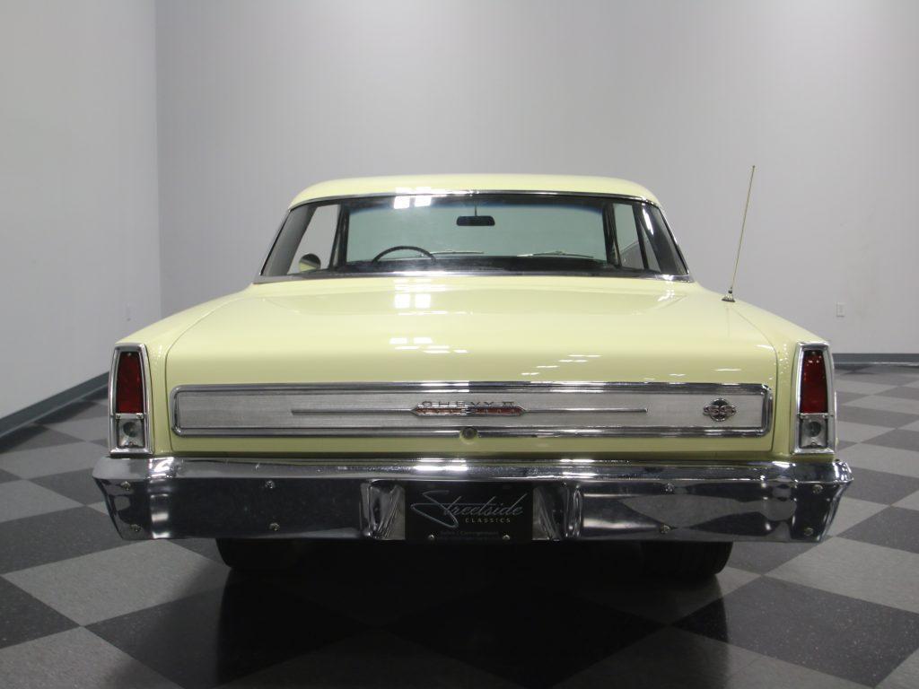 1966 Chevrolet Nova SS – ORIGINAL COLORS!