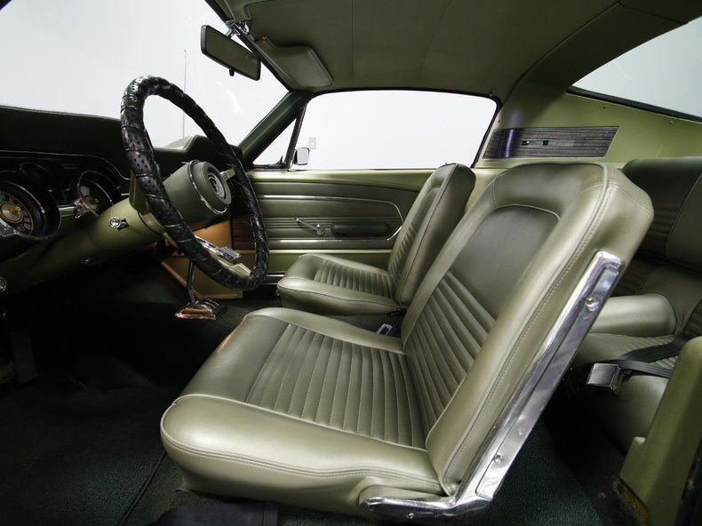 VERY SHARP 1967 Ford Mustang GTA Fastback