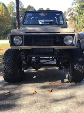 NICE 1987 Suzuki Samurai JX for sale