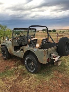 NICE 1954 Willys MA M38A1 for sale