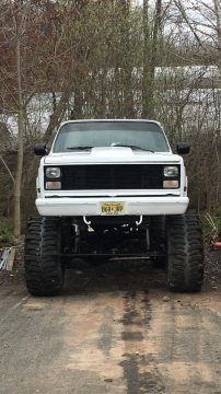 vintage 1984 Chevrolet C/K Pickup 2500 monster truck for sale