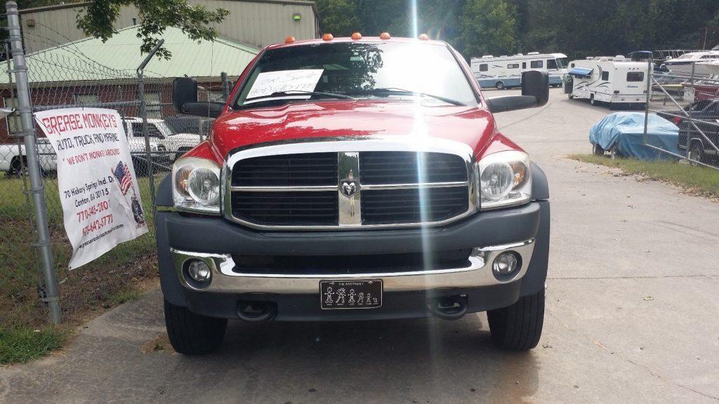 2009 Dodge Ram 4500 SLT
