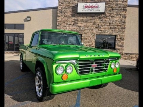 BEAUTIFUL 1964 Dodge Pickups D100 SRT10 for sale