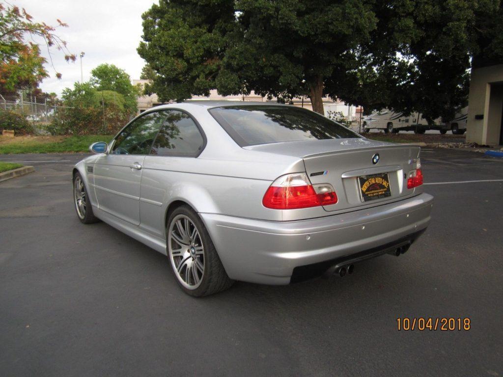 BEAUTIFUL 2003 BMW M3