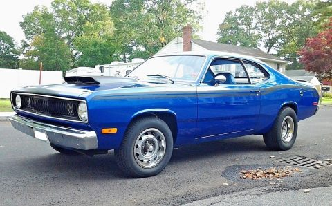 EXCELLENT 1972 Plymouth Duster 440 for sale
