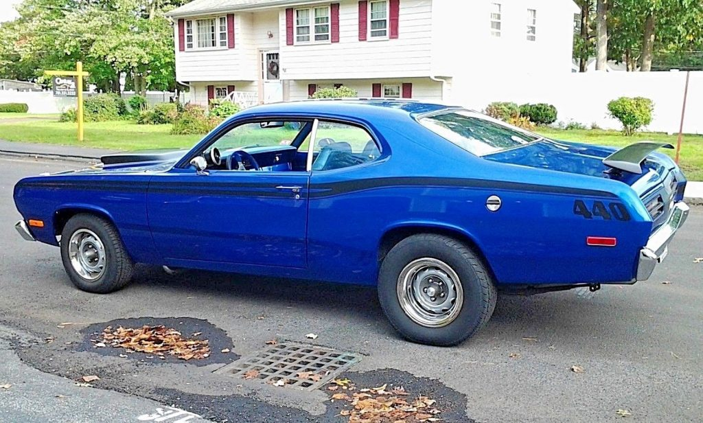 EXCELLENT 1972 Plymouth Duster 440