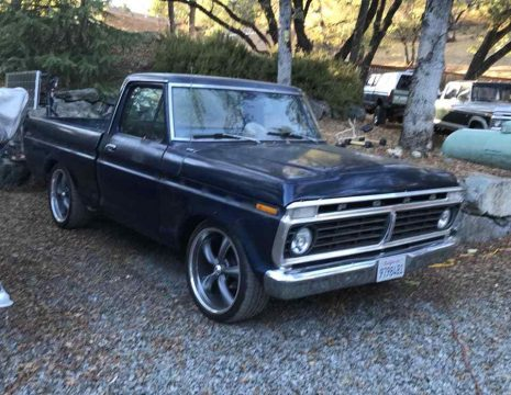 GREAT 1973 Ford F 100 Ranger for sale