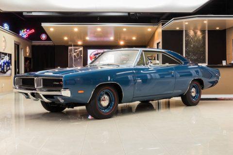 ORIGINAL 1969 Dodge Charger R/T HEMI for sale