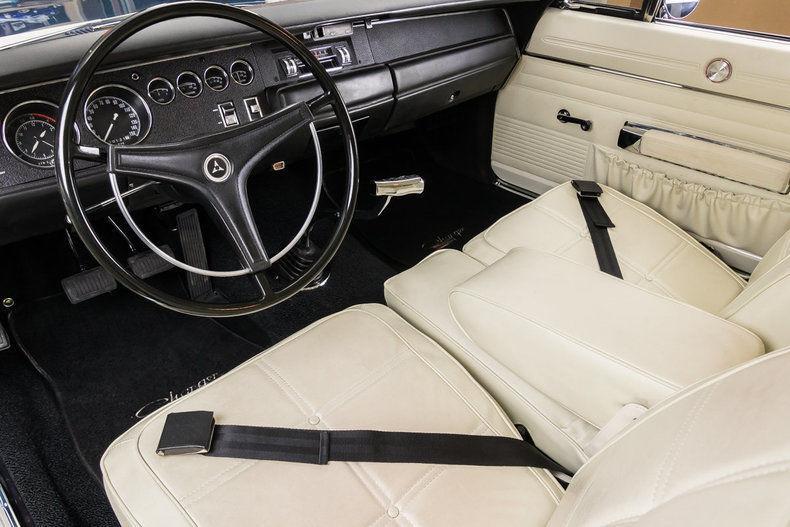 ORIGINAL 1969 Dodge Charger R/T HEMI