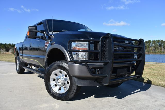 lifted 2010 Ford F 250 Cabelas monster pickup