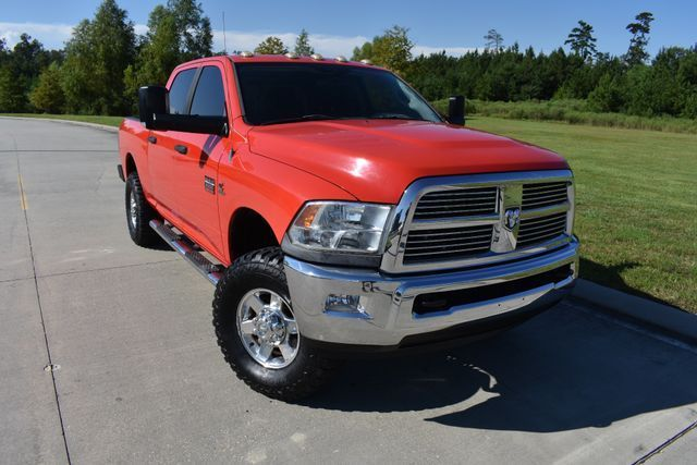 very clean 2010 Dodge Ram 2500 SLT monster pickup