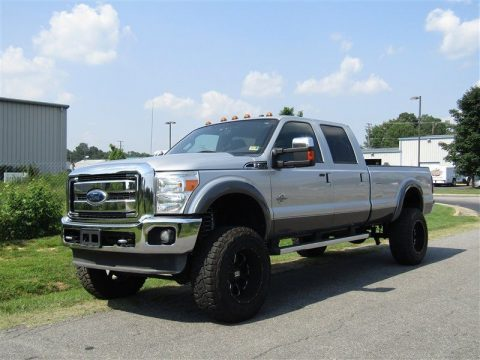 great shape 2011 Ford F 350 Super Duty Lariat monster for sale