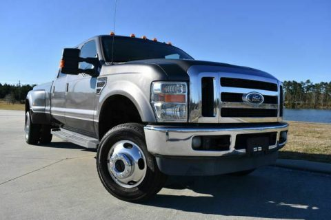 great shape 2008 Ford F350 Lariat monster truck for sale