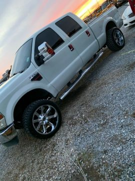 custom 2002 Ford F 250 pickup monster for sale