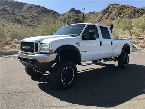 fully reconditioned 2001 Ford F350 Pickup XLT monster for sale